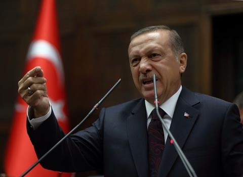 Turkish PM Recep Tayyip Erdogan has offered condolences for the first time for the mass killings of Armenians under Ottoman rule during WWI