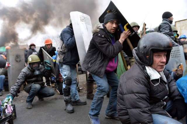 Ukraine's government inquiry found that special police forces were behind the killings of dozens of anti-government protesters in Kiev in February
