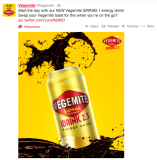Vegemite chose April 1st to launch a new energy drink
