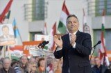 Viktor Orban and his right-wing Fidesz party are seeking another term in office in elections on Sunday