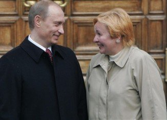 Vladimir Putin and Lyudmila Putina's divorce has been finalized
