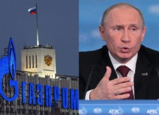 Vladimir Putin has warned Europe that Ukraine's delays in paying for Russian gas have created a critical situation