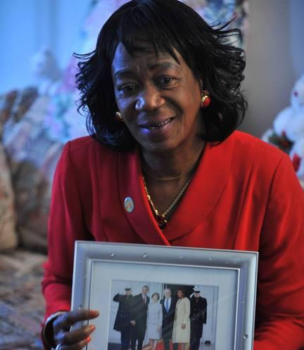 Zeituni Onyango was a half-sister of Barack Obama's late father