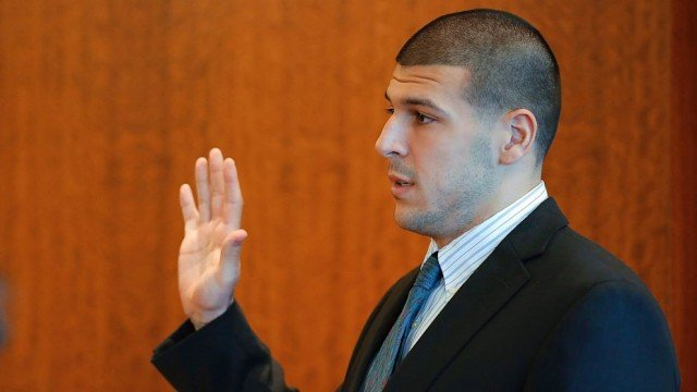 Aaron Hernandez has been charged with a 2012 double murder, while still facing a previous murder charge