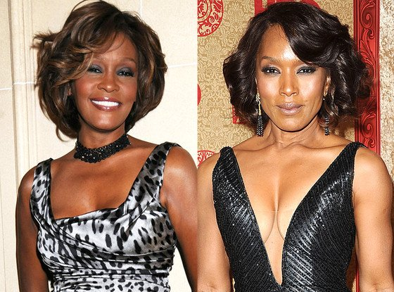 Angela Basset will make her directorial debut with a biopic about late singer Whitney Houston