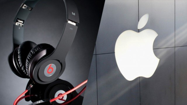 Apple buys headphone maker and music-streaming service provider Beats Electronics for $3 billion