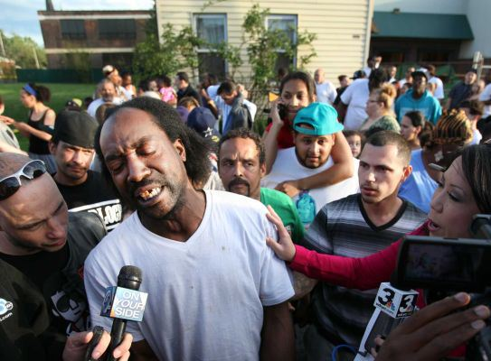 Charles Ramsey became famous after he helped Michelle Knight, Amanda Berry and Gina DeJesus escape from Cleveland horrors house