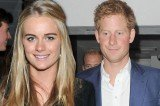 Cressida Bonas and Prince Harry split two weeks ago