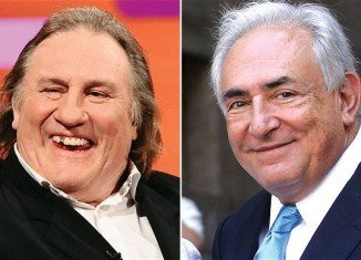 Dominique Strauss-Kahn was disgusted and frightened by Welcome to New York, which stars Gerard Depardieu in the lead role