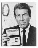 Efrem Zimbalist Jr. starred in the long-running TV show The FBI