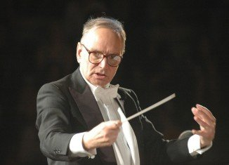 Ennio Morricone has canceled concerts in New York, Los Angeles and Mexico City due to a back injury suffered earlier this year
