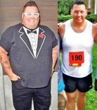 Graham Elliot competed in 10K race following his recent 150-pound weight loss