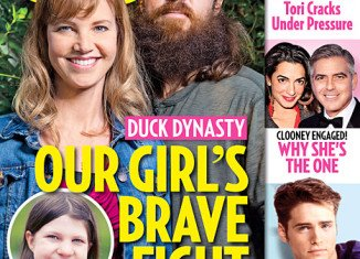 Mia Robertson: Missy and Jase Robertson reveal how their daughter's