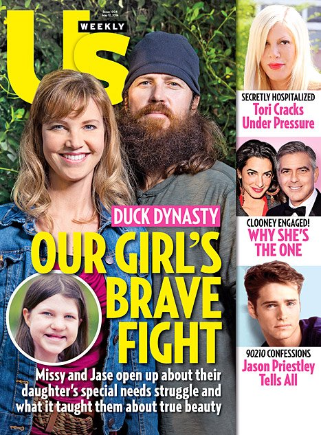Duck Dynasty Mia Robertson Cleft Lip