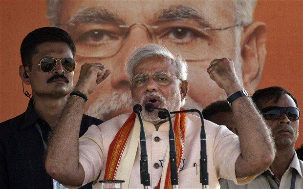 India's opposition candidate Narendra Modi will be the next prime minister