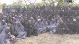 Islamist militants Boko Haram have released a video claiming to show around 100 girls kidnapped from a school in Nigeria last month