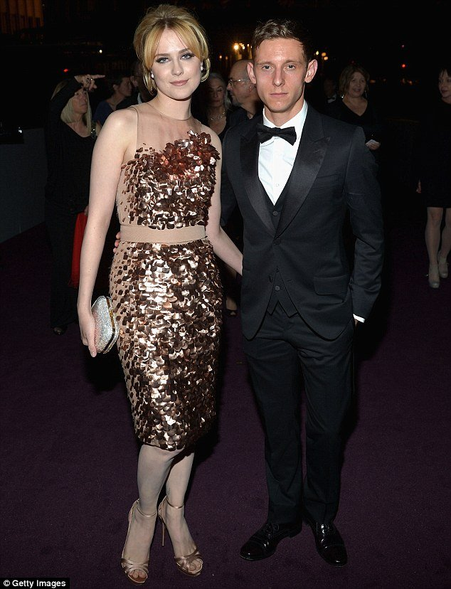 Jamie Bell and Evan Rachel Wood split up less than a year ...