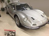 Keith Richards bought his Ferrari Dino brand new in California in 1972