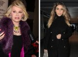 Kim Kardashian was seated next to Joan Rivers during NBC Upfronts, but asked to have her moved