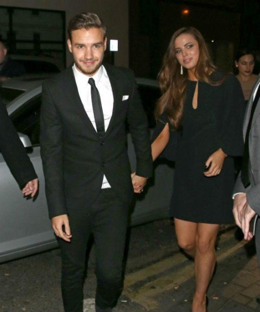 Liam Payne and Sophia Smith dated for eight months, and first met while attending St. Peter's Collegiate School in Wolverhampton