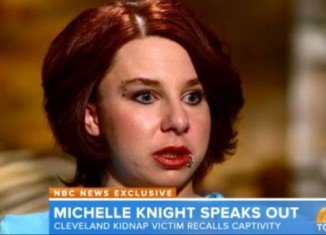 Michelle Knight said she forgives her captor Ariel Castro