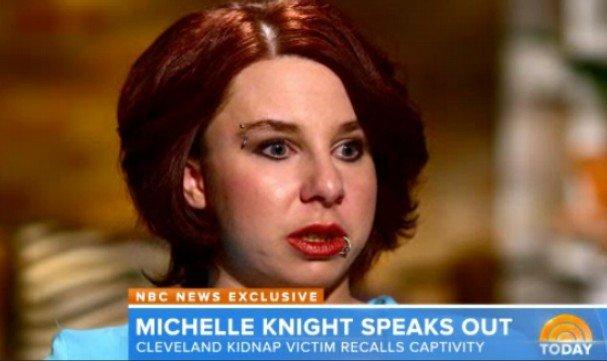 Michelle Knight said she forgives her captor Ariel Castro
