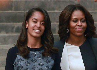 Michelle Obama has announced that her daughter Malia will start driving this summer