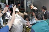 More than 200 people are trapped underground after an explosion and fire at a coal mine in Soma