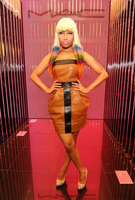 Nicki Minaj has denied having any sort of cosmetic procedures done, including rib removal