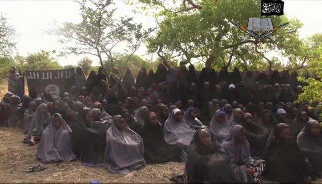 Nigerian teachers are holding a day of protests in support of more than 200 schoolgirls seized by the Islamist group Boko Haram last month