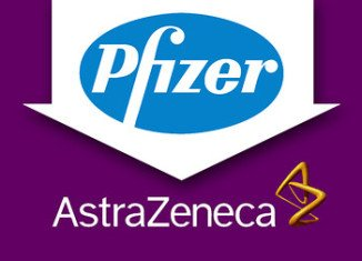 Pfizer had made a new offer of £55 per share, valuing AstraZeneca at about £69 billion