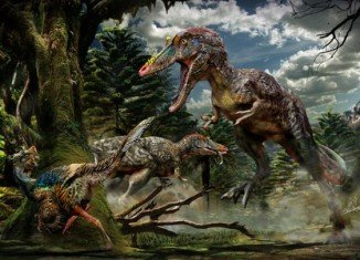 Pinocchio rex is 66-million-year-old predator, officially named Qianzhousaurus sinensis