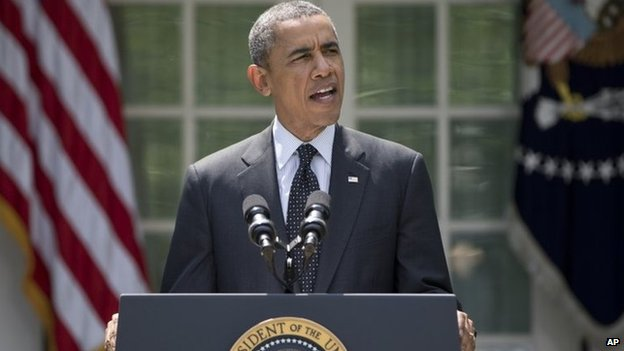 President Barack Obama has announced that the US will keep 9,800 troops in Afghanistan after it concludes its combat mission at the end of this year