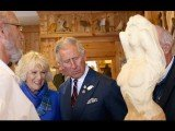 Prince Charles and the Duchess of Cornwall visited Pier 21, Canada's national immigration museum in Halifax
