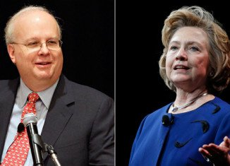 Republican Karl Rove questioned Hillary Clinton's capacity for the White House and reportedly said she had brain damage
