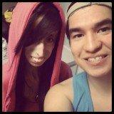 Roman Arispe is Lizzie Velasquez's best friend and college roommate