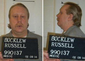 Russell Bucklew's execution would be the first since Oklahoma botched lethal injection last month