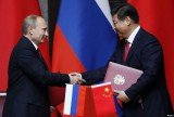 Russian President Vladimir Putin has signed a huge gas supply contract with China during his visit to the Asian country