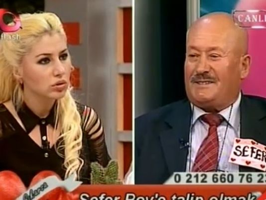 Sefer Calinak shocked the audience by revealing he had murdered his former wife and a former lover