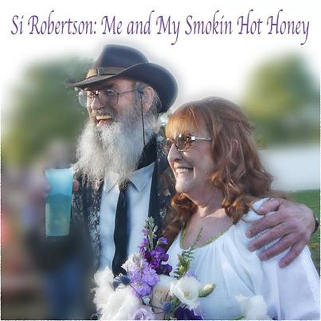 Si Robertson recorded Can't Take the Swamp Outta the Man as special gift to his wife Christine as part of the couple's recent wedding vow renewal after 43 years of marriage