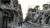Syrian rebels are being evacuated from their last stronghold in Homs