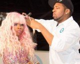 Terrence Davidson sued Nick Minaj in February, accusing her of selling wigs based on his designs without permission
