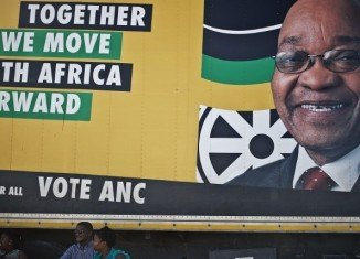 The ANC is widely expected to return to power in South Africa