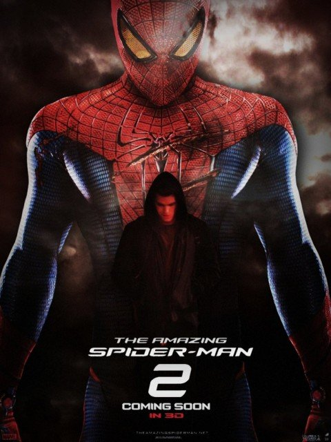 The Amazing Spider-Man 2 has topped the North American box office with takings of $92 million on its opening weekend