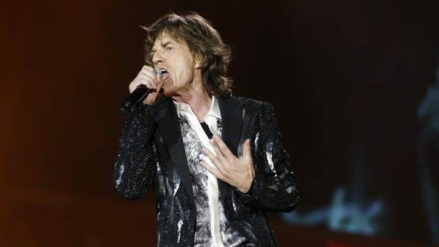 The Rolling Stones returned to the stage in Oslo for their first show since the death of L'Wren Scott
