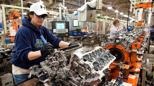 The US economy contracted in 2014 Q1 to an annualized rate of 1 percent