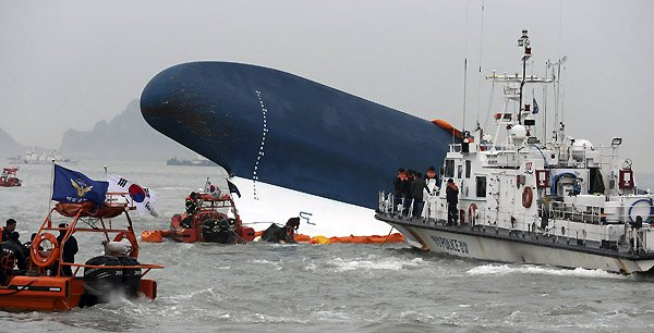 The number of people who survived the Sewol ferry disaster has been over-counted by two passengers
