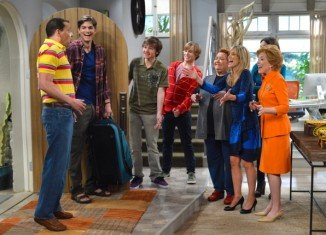 Two and a Half Men will end after Season 12