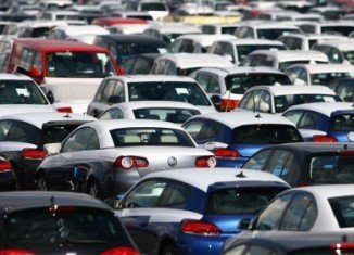 UK's new car sales rose 17.7 percent in March 2014