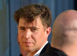 Vitalii Sediuk was arrested and held on $20,000 bail after Brad Pitt was struck at Maleficent premiere